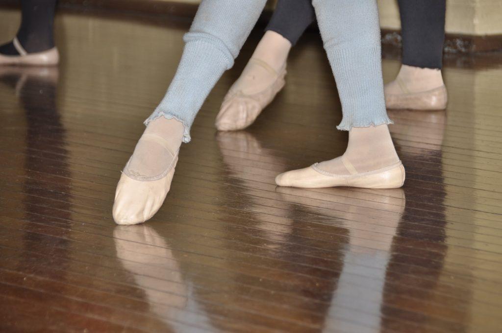 балетки для занятий