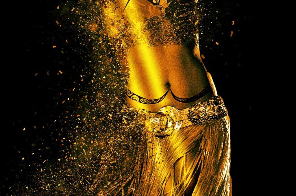 танец живота занятия