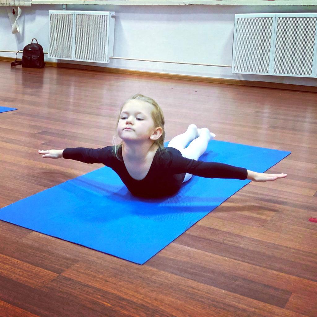 партерная гимнастика для детей юго западная