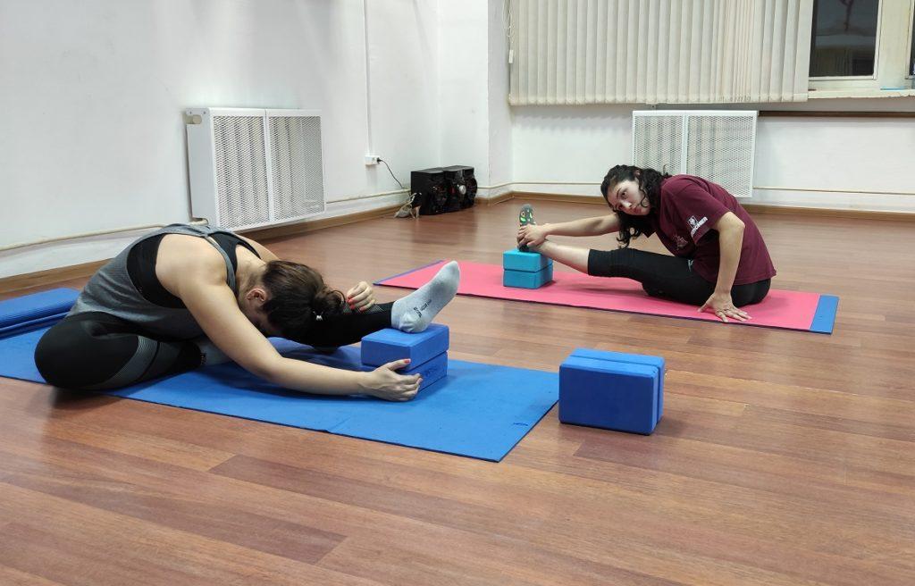 женский фитнес и пилатес интенсив