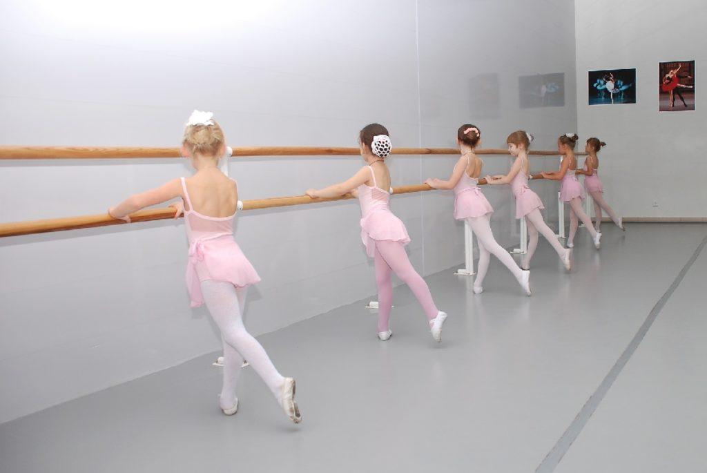 балет и хореография для детей