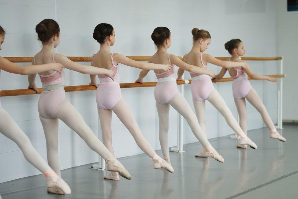 открытые уроки детская хореография