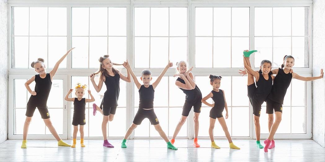 детские группы хореография