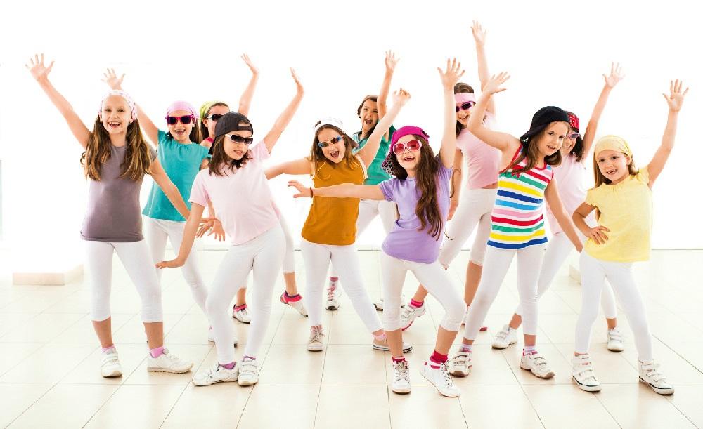 группы танцев для детей