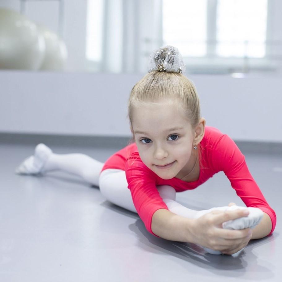 детская гимнастика и растяжка