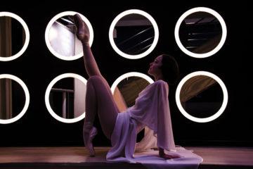 танцы с Ксенией Сазоновой